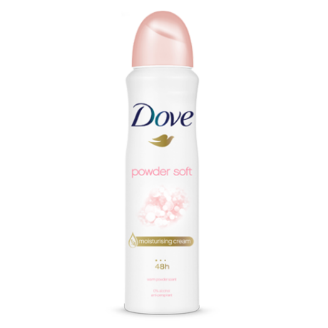 Powder Soft Antiperspirant Deodorant Spray 169ml