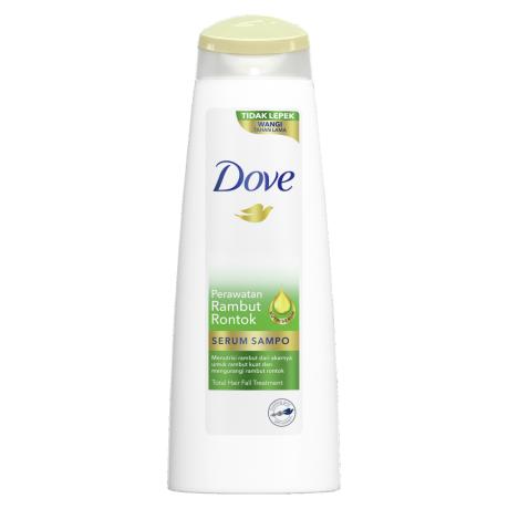 Dove Sampo Serum untuk Perawatan Rambut Rontok 290 ml