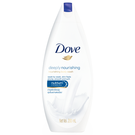 Deeply Nourishing Body Wash 200ml