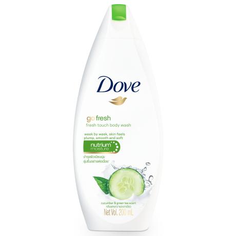 Go Fresh Body Wash 200ml