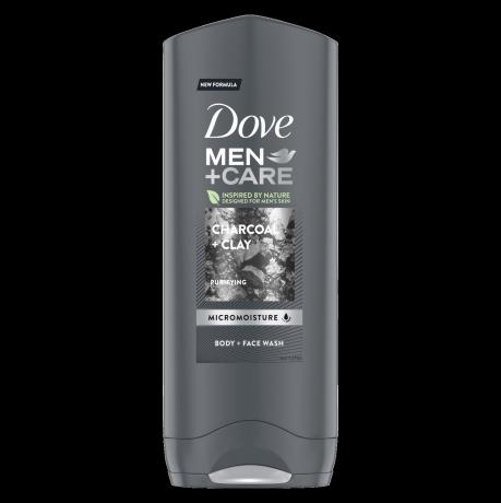 Dove Men+Care Żel pod prysznic Charcoal&Clay