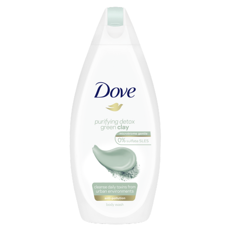 Dove Purifying Detox Douchegel 250ml