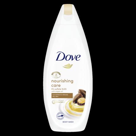 Dove Nourishing Care Shower Gel 225ml