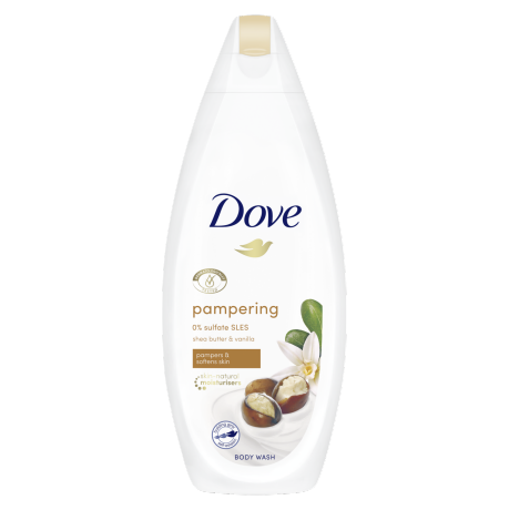 Dove Pampering Shower Gel 225ml