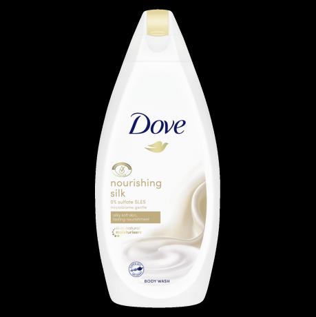 Dove Nourishing Silk Shower Gel 450ml