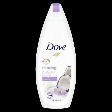 Dove Relaxing Shower Gel 225ml