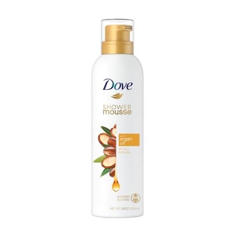 Dove Spumă de duș Argan Oil 200ml