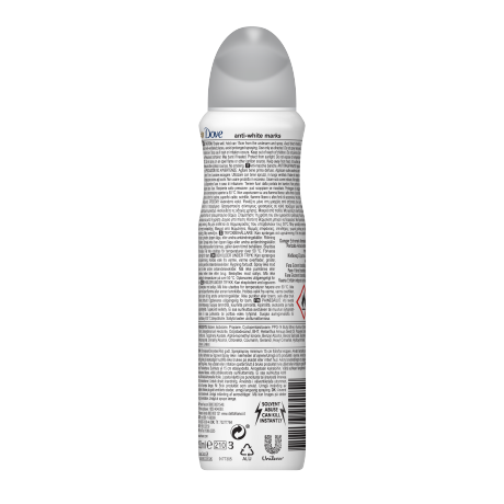 DOVE DEO AERO INVISIBLE DRY 150ml