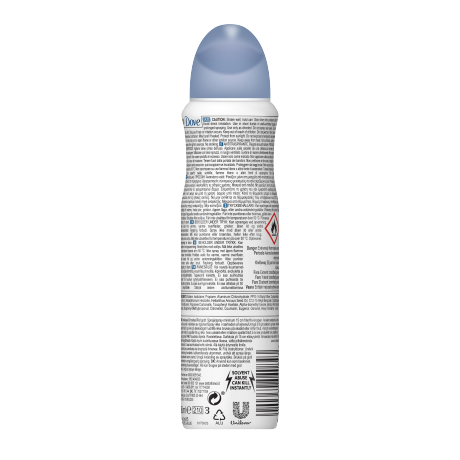 DOVE DEO AERO ORIGINAL 150ml