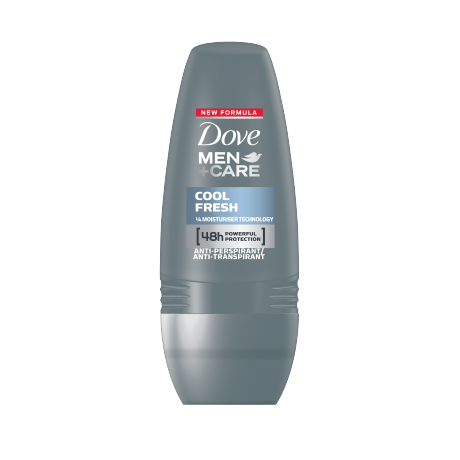 Deodorante Dove Men+Care Cool Fresh Roll-on 50ml