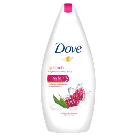 DoveBagnodoccia Go Fresh Revive 500ml