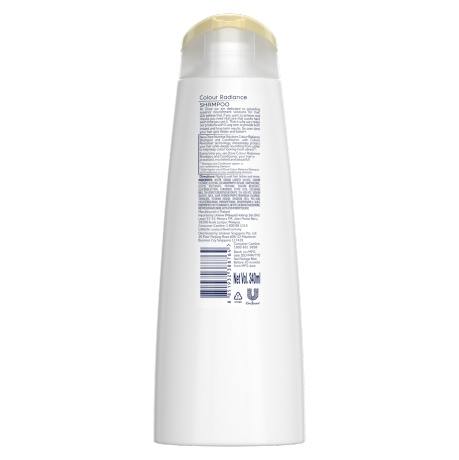 PNG - Dove Shampoo Color Radiance 340Ml