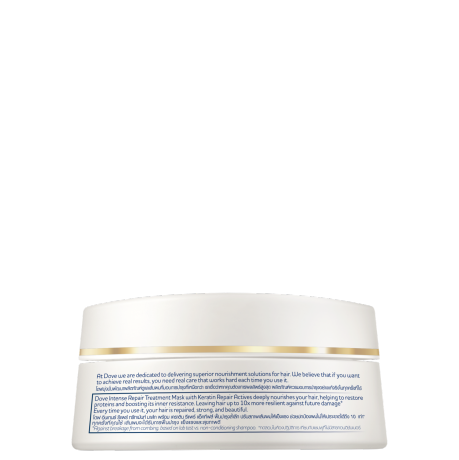 PNG - Dove Intense Repair Treatment Mask 200ml
