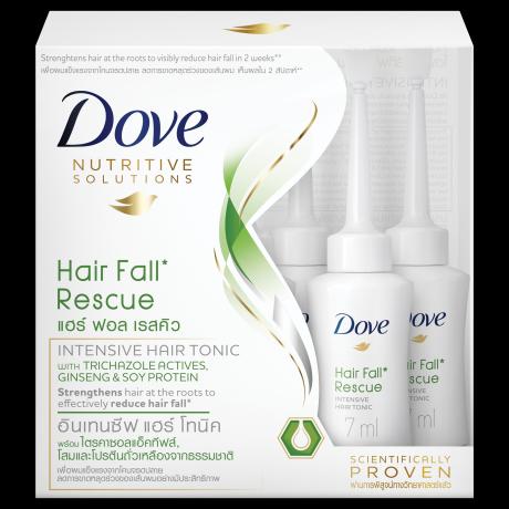 Dove Hair Fall Rescue Intensive Hair Tonic 7ml