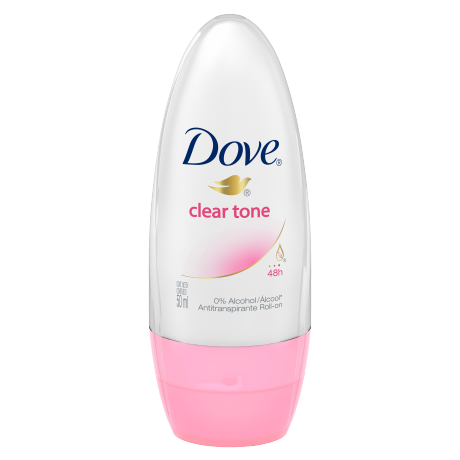 Dove Clear Tone Roll-On 50ml