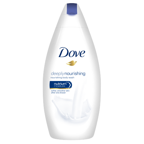 Dove Original Body Wash 650ml