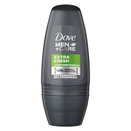 Dove MEN+CARE Extra Fresh Anti-Transpirant-Roll-On 50ml