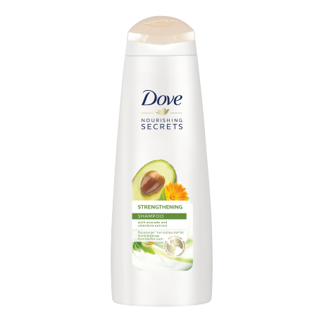 Dove Nourishing Secrets Strengthening Shampoo