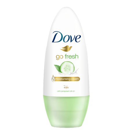 Dove Go Fresh Cucumber roller 50ml