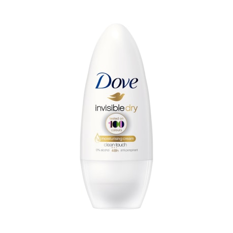 Dove Invisible Dry roller 50ml