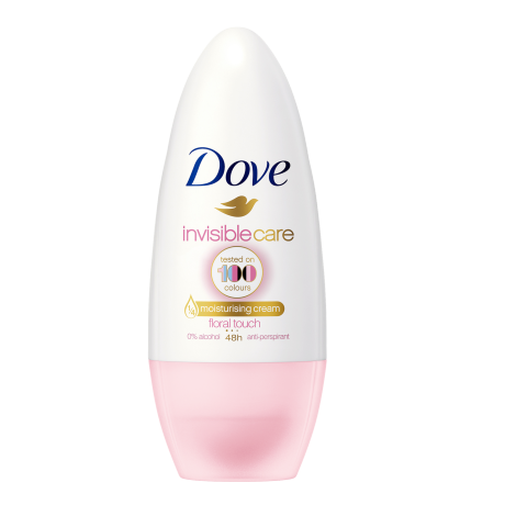 Dove Invisible Care Floral Touch Anti-transpirant Roll-on