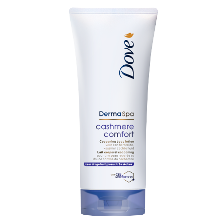 Dove DermaSpa Cashmere Comfort Body Lotion 200ml