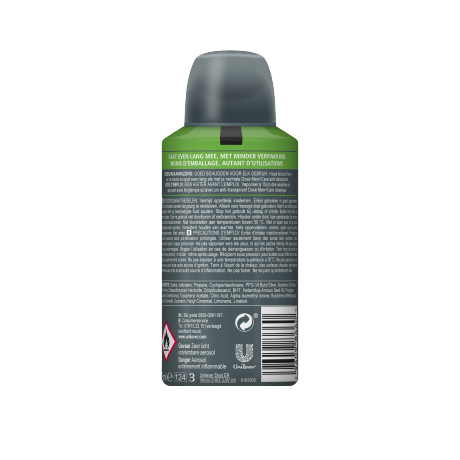 PNG - Dove M+C Deo Invisible Dry 75ML