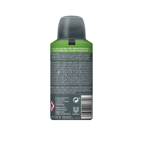 PNG - Dove M+C Deo Clean Comfort 75ML