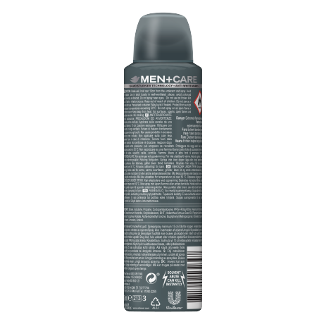PNG - Dove M+C Aerosol Invisible Dry 150ML