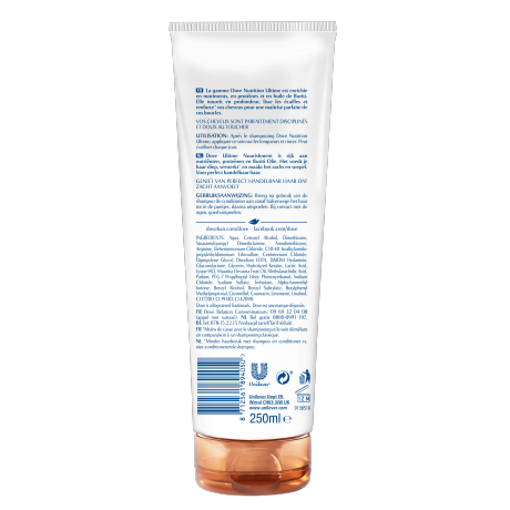 PNG - Dove_Conditioner Ultime Nourish_250ML 6x_8712561894050_NL