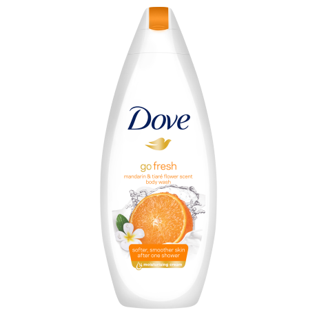 Dove Go Fresh Revitalize Douchecrème 250ml
