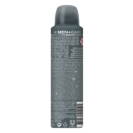 PNG - Dove M+C Aerosol Clean Comfort 150ML