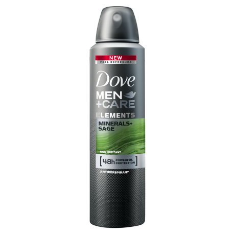 Dove Elements Minerals + Sage Anti-Transpirant Spray