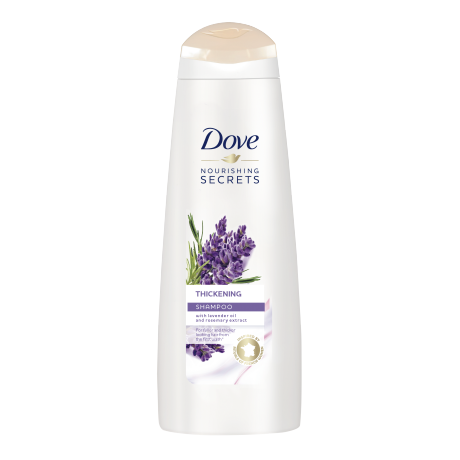 Dove Nourishing Secrets Thickening Shampoo