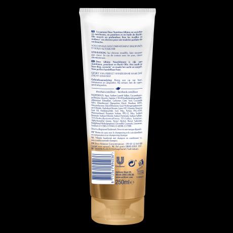 PNG - Dove Shampoo Ultime Nourishment Wrap FOP & BOP 250ml 8712561894036 NL