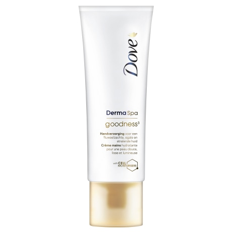 Dove DermaSpa Goodness³ Hand Creme 75ml
