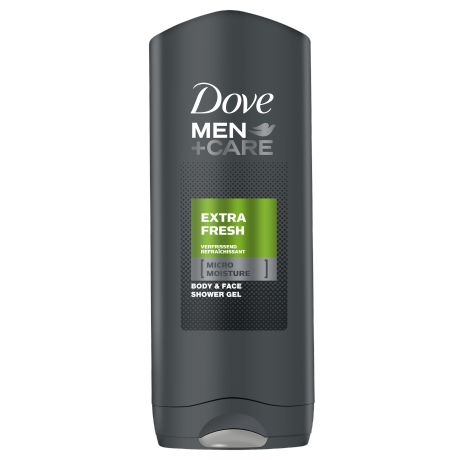 Dove Extra Fresh douchegel 250ml