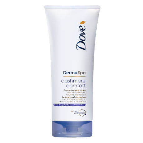 Dove DermaSpa Body Lotion Cashmere Comfort 200ml