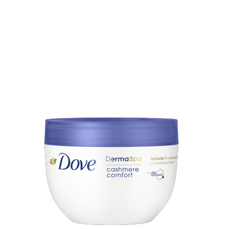 Dove DermaSpa Cashmere Comfort
