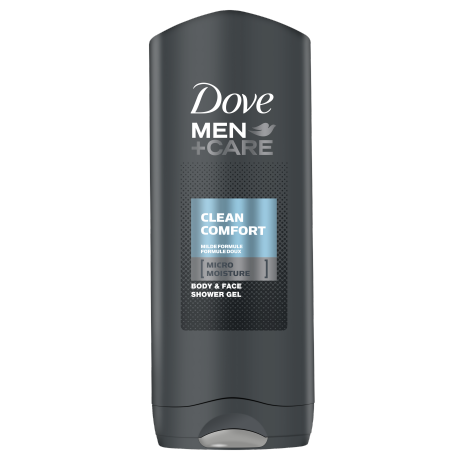 Dove Clean Comfort douchegel 250ml