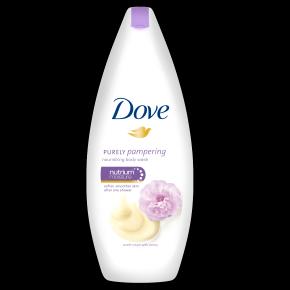 Dove Sweet Cream & Poney Body Wash 250ml