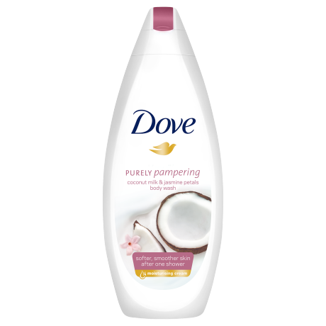 Dove Purely Pampering Kokos & Jasmijnblaadjes Douchecrème  250ml