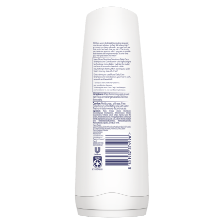 PNG - Dove Nutritive Solutions Conditioner Daily Care 320ml
