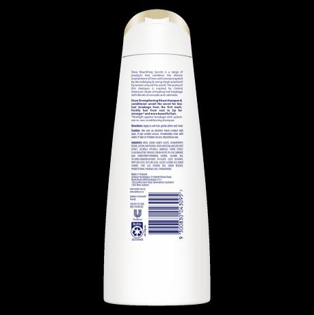 PNG - Dove Nourishing Secrets Shampoo Strengthening Ritual 320ml