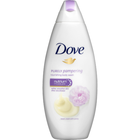 Dove Sweet Cream & Peony dusjsåpe 250ml