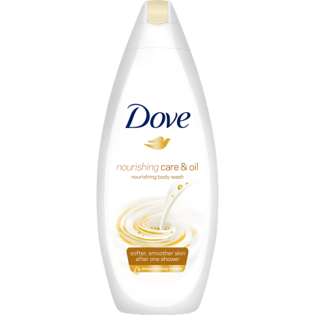 Dove Nourishing Care & Oil dusjsåpe 250ml