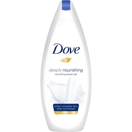 Dove Deeply Nourishing dusjsåpe 250ml
