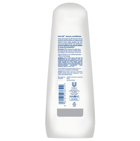 PNG - HAIRFALL-RESCUE-CONDITIONER-Dove Pkistan