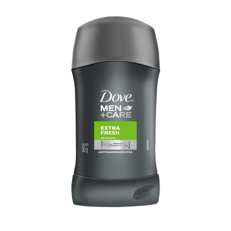 Dove Antitranspirante en barra Men+Care Extra Fresh 50g