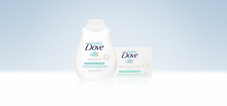 Baby Dove Humectación Sensible